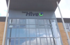 The Hive Office Logo